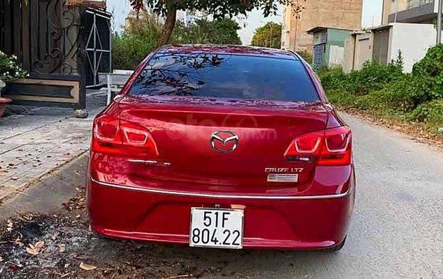 Bán xe Chevrolet Cruze LTZ 1.8 AT năm sản xuất 2016, màu đỏ1