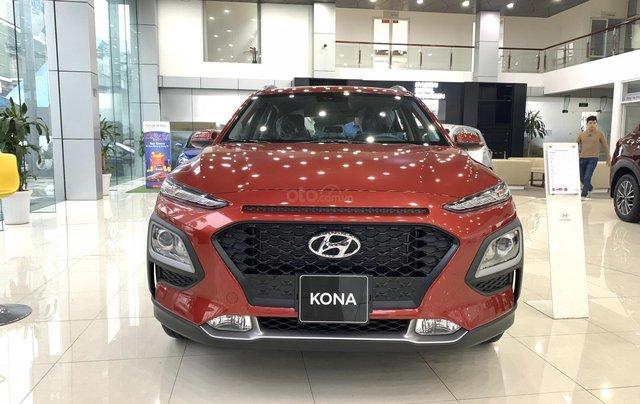 Hyundai Kona 2020 - giảm ngay 50% thuế trước bạ - đủ màu giao xe toàn quốc1