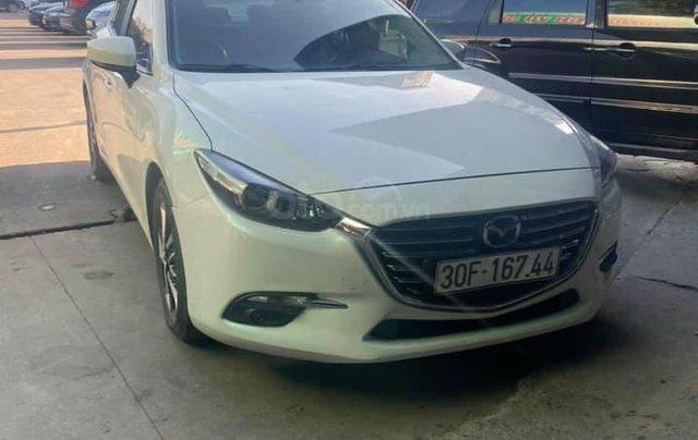 Bán Mazda 3 Sedan 1.5AT Facelift SX và ĐK 20180