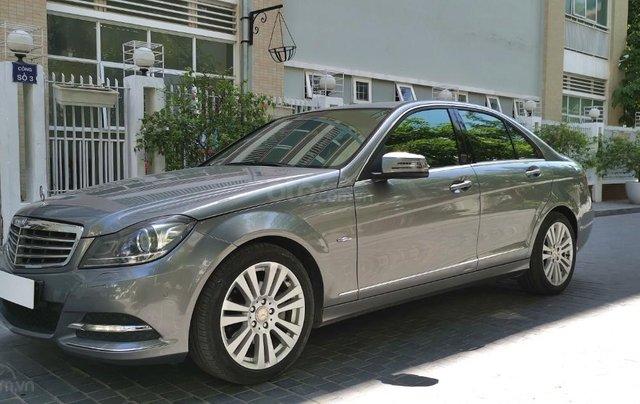 Bán Mercedes Benz C250 20122