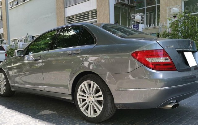 Bán Mercedes Benz C250 20124