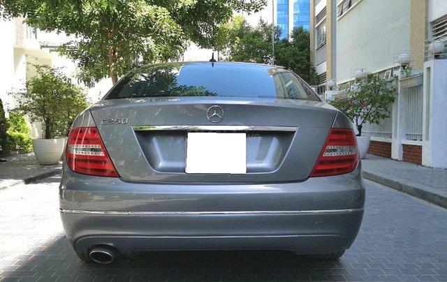 Bán Mercedes Benz C250 20127