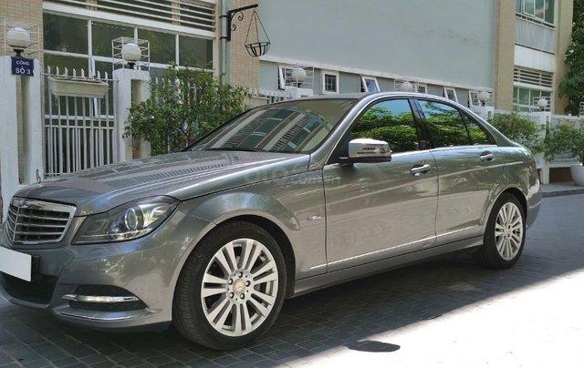 Mercedes Benz C250 SX 2012, model 20132