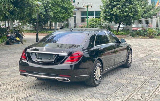 Cần bán xe Mercedes S650 đời 2018, màu đen2