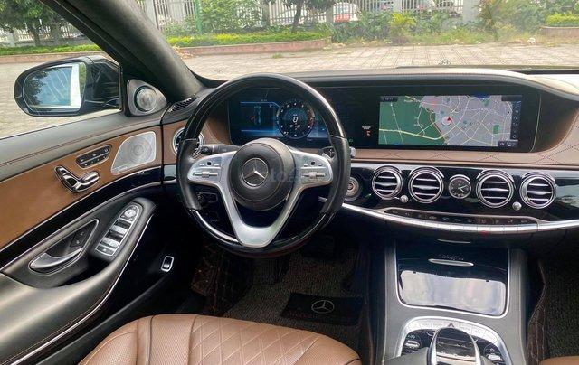 Cần bán xe Mercedes S650 đời 2018, màu đen9