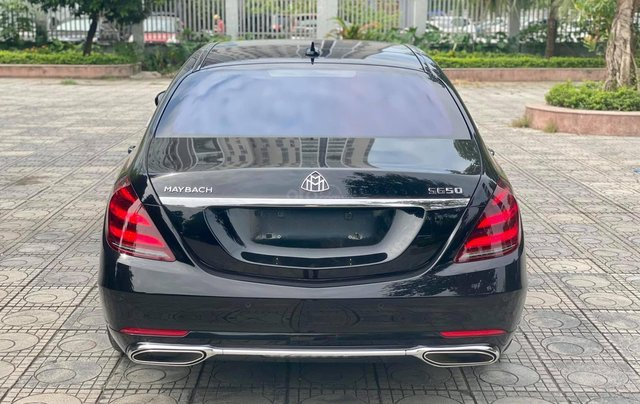 Cần bán xe Mercedes S650 đời 2018, màu đen3