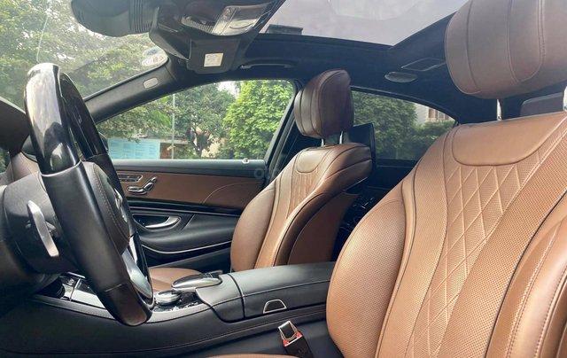 Cần bán xe Mercedes S650 đời 2018, màu đen10