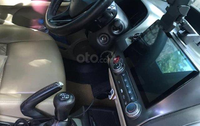 Bán xe Honda Civic 2007, màu đen1