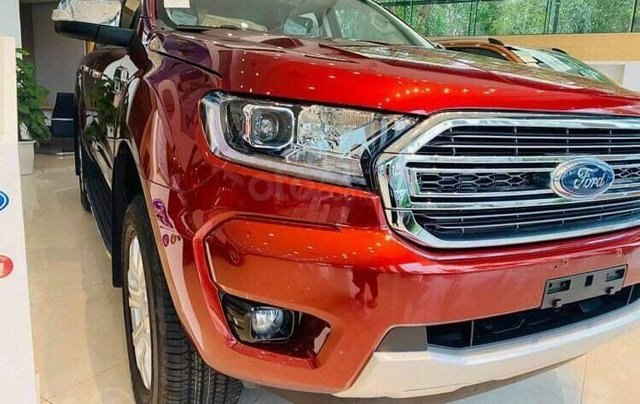 Ford Ranger XLT Limited 2020, ưu đãi lớn, giao xe toàn quốc1