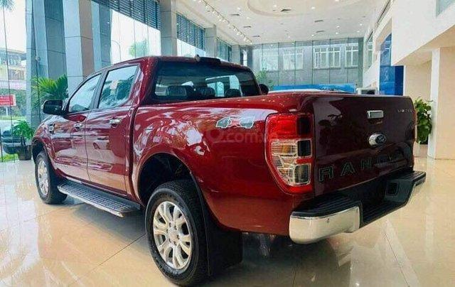 Ford Ranger XLT Limited 2020, ưu đãi lớn, giao xe toàn quốc3