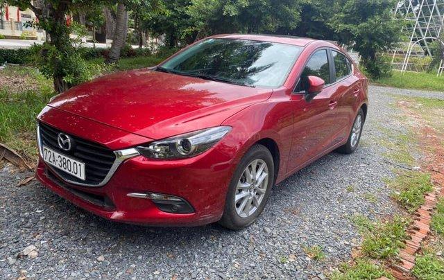 Bán Mazda 3 cuối 2019, màu đỏ pha lê2