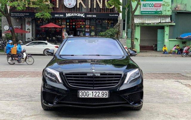 [HOT] Mercedes S500 lên full S63 AMG xịn xò - biển Vvip3