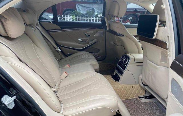[HOT] Mercedes S500 lên full S63 AMG xịn xò - biển Vvip2