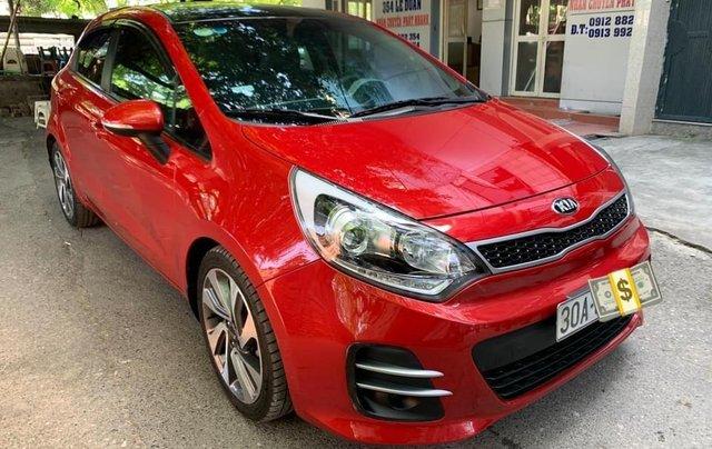 Cần bán xe Kia Rio bản hatback full option nhập khẩu 20150