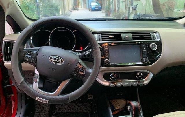 Cần bán xe Kia Rio bản hatback full option nhập khẩu 20156
