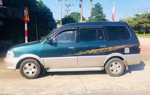 Bán ô tô Toyota Zace sản xuất 2001, màu xanh lam còn mới1