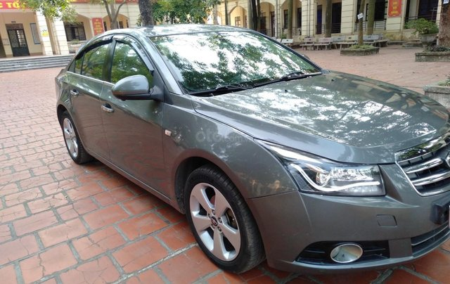 Xe Daewoo Lacetti sản xuất năm 2010, nhập khẩu nguyên chiếc còn mới3