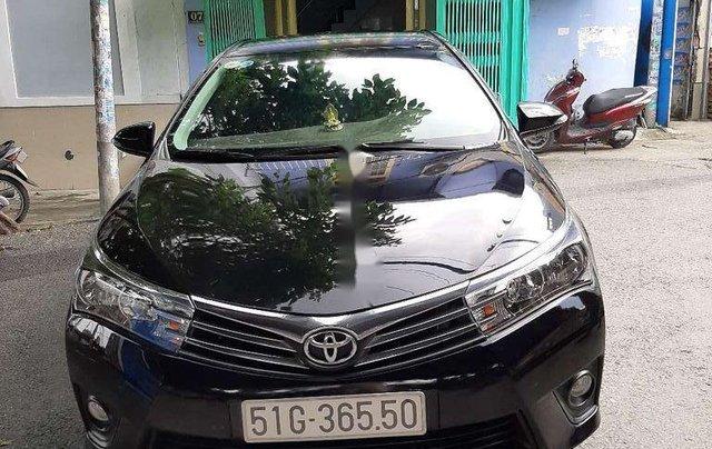 Bán xe Toyota Corolla Altis năm 2017, nhập khẩu, giá tốt, xe còn mới0