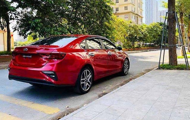 Bán xe Kia Cerato năm sản xuất 2019, màu đỏ còn mới, 570tr2