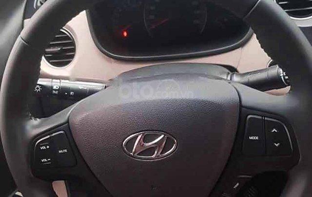 Bán ô tô Hyundai Grand i10 năm 2016, màu bạc, xe nhập còn mới giá cạnh tranh1