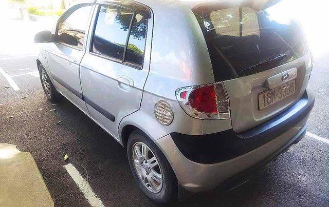 Bán Hyundai Getz năm 2008, màu bạc, nhập khẩu còn mới giá cạnh tranh2