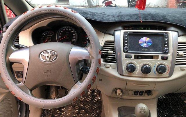 Xe Toyota Innova đời 2015, màu bạc, xe gia đình, giá 410tr1