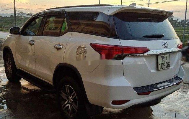 Xe Toyota Fortuner năm sản xuất 2017, nhập khẩu, xe giá thấp, động cơ ổn định 0