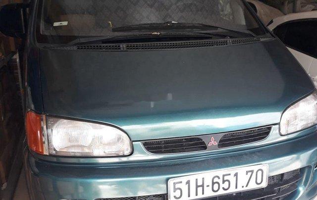 Cần bán lại xe Mitsubishi L400 sản xuất năm 1994, nhập khẩu nguyên chiếc số sàn, giá 145tr1