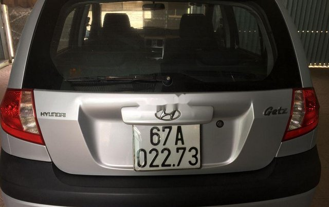 Cần bán lại xe Hyundai Getz MT năm sản xuất 2009, chính chủ giá thấp1