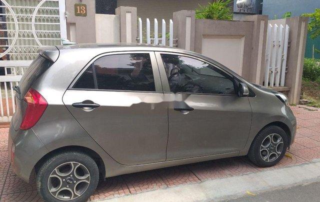 Bán Kia Morning Van đời 2012, màu xám, xe nhập, giá chỉ 198 triệu2