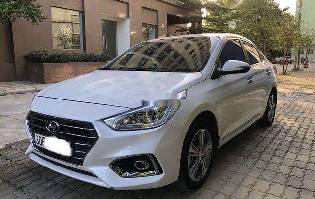 Xe Hyundai Accent sản xuất 2019, giá thấp, động cơ ổn định2