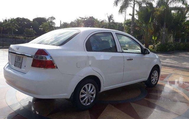 Cần bán xe Daewoo Gentra 2007, màu trắng10
