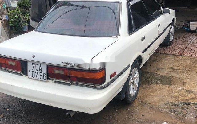 Bán Toyota Camry sản xuất 1987, màu trắng, 75tr2