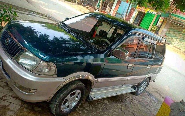 Cần bán lại xe Toyota Zace sản xuất năm 2005, xe nhập giá cạnh tranh5