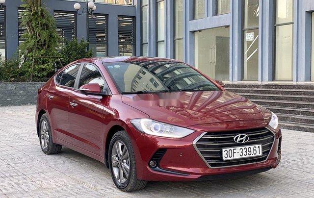 Bán ô tô Hyundai Elantra năm sản xuất 2018, xe chính chủ giá mềm2