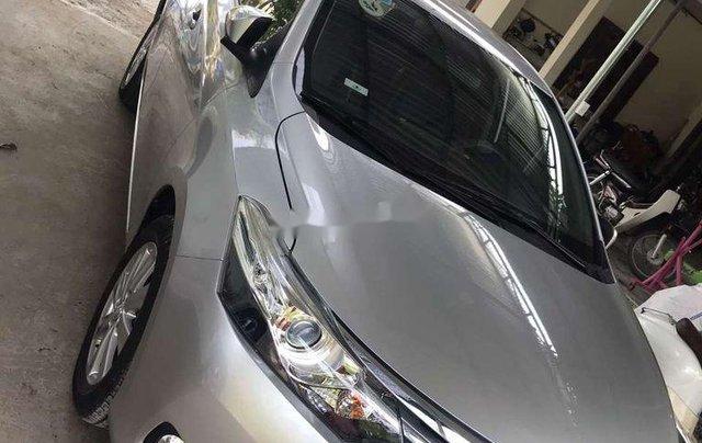 Bán gấp với giá thấp chiếc Toyota Vios sản xuất 2016, chính chủ sử dụng0
