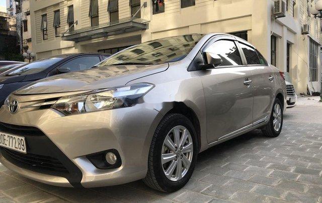 Bán Toyota Vios năm 2018, giá thấp, động cơ ổn định 4