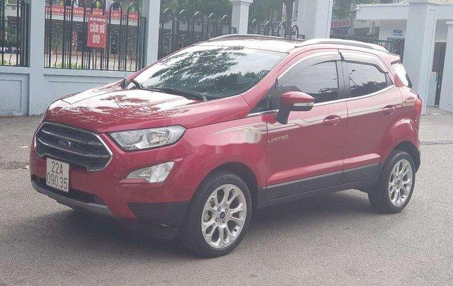 Bán Ford EcoSport năm sản xuất 2018 còn mới1