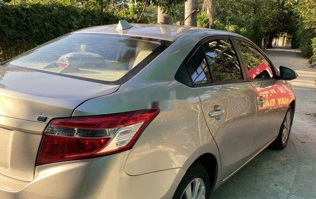 Bán ô tô Toyota Vios đời 2016, số sàn1