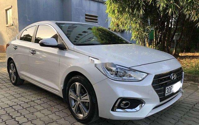 Xe Hyundai Accent sản xuất 2019, giá thấp, động cơ ổn định1