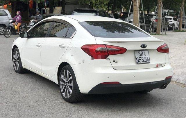 Cần bán Kia K3 năm sản xuất 2015, xe một đời chủ giá thấp, động cơ ổn định 3