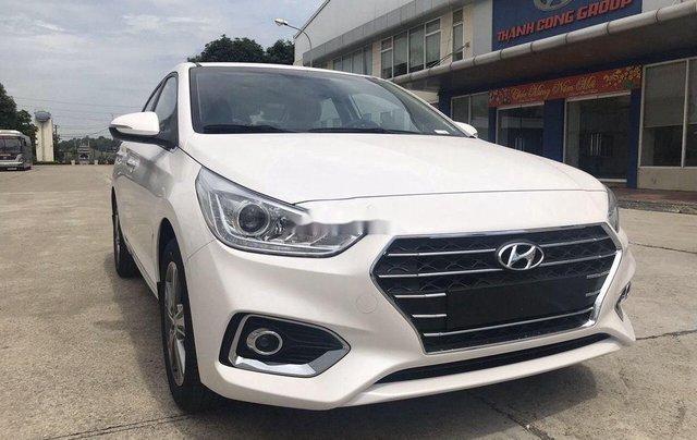 Bán Hyundai Accent 1.4AT bản tiêu chuẩn năm sản xuất 2020, giá tốt2