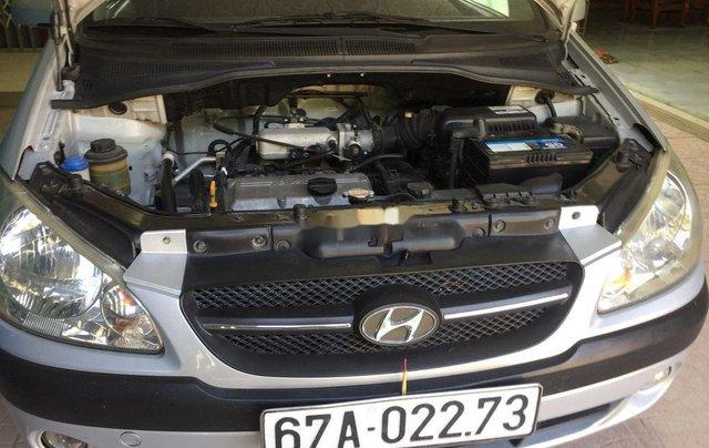 Cần bán lại xe Hyundai Getz MT năm sản xuất 2009, chính chủ giá thấp0