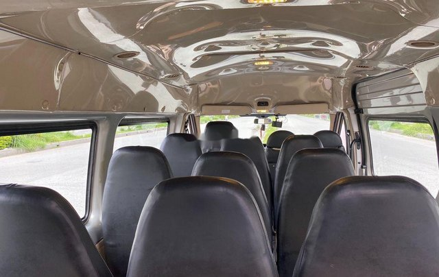 Bán ô tô Ford Transit sản xuất năm 2014, màu bạc chính chủ, giá 368tr8