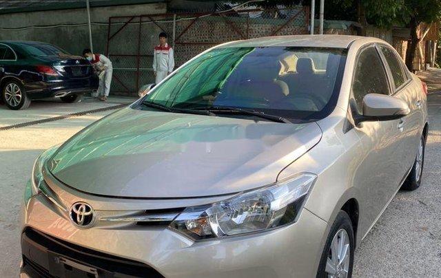 Bán ô tô Toyota Vios đời 2016, số sàn6