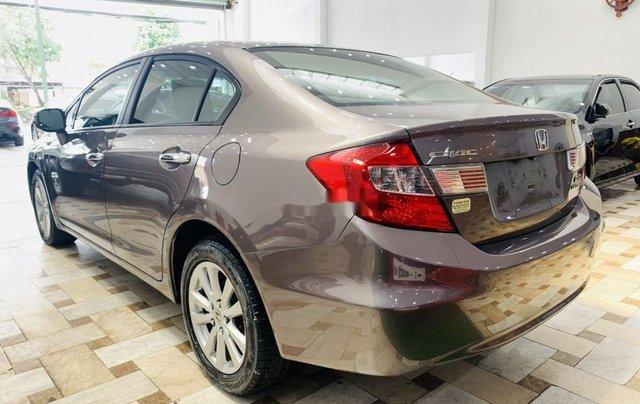 Cần bán gấp Honda Civic sản xuất 2015, xe gia đình4