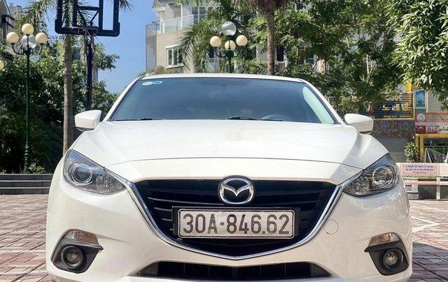 Cần bán gấp chiếc Mazda 3 sản xuất năm 2015, xe một đời chủ giá mềm0