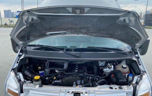 Bán ô tô Ford Transit sản xuất năm 2014, màu bạc chính chủ, giá 368tr5