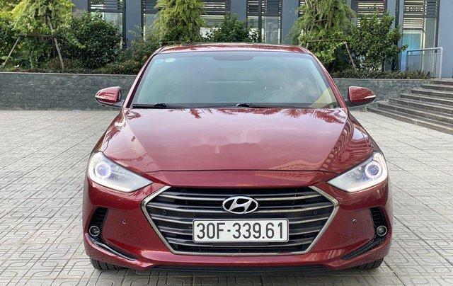 Bán ô tô Hyundai Elantra năm sản xuất 2018, xe chính chủ giá mềm1