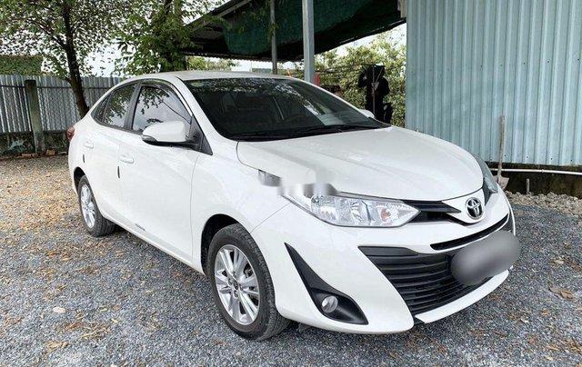 Bán Toyota Vios năm 2020, giá tốt, chính chủ sử dụng còn mới1